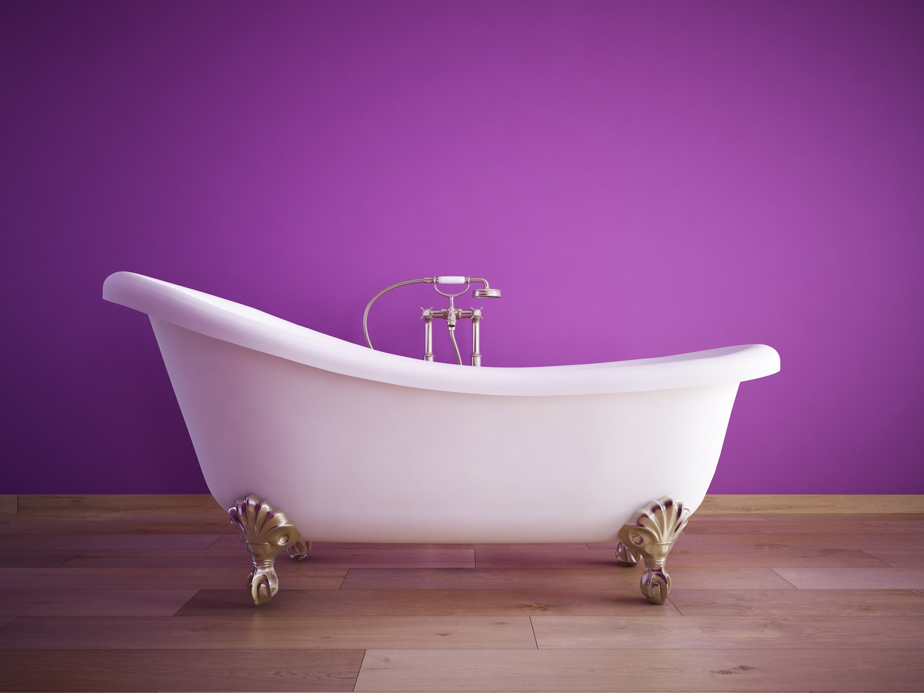 All About Details Cleaning Bathtub