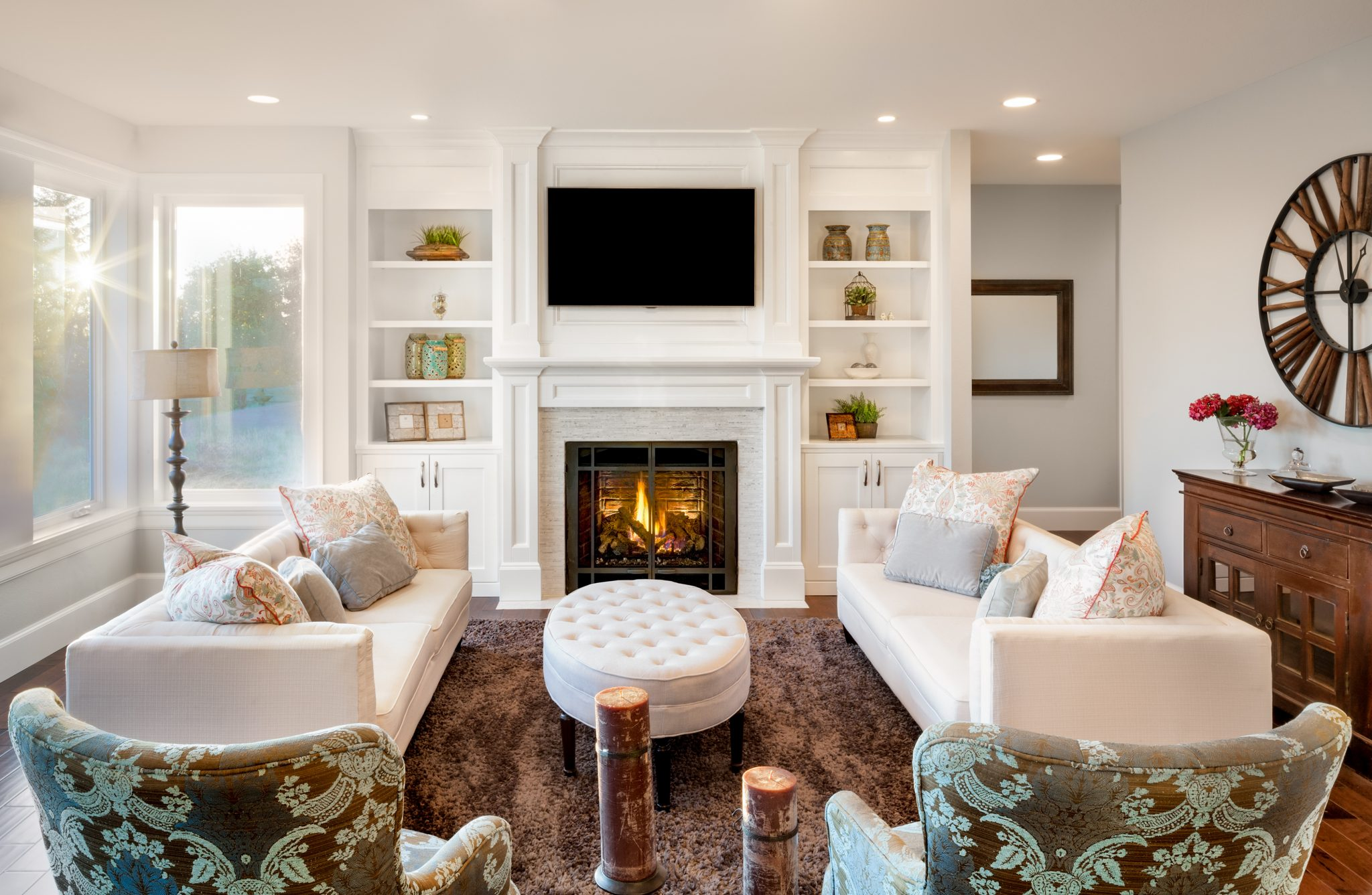 Kelowna Cleaning Company All About Details Contemporary Living Room